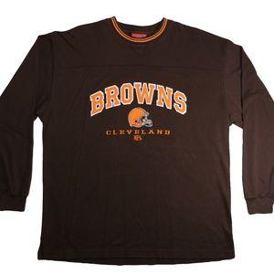 Cleveland Browns NFL Long Sleeve Shirt